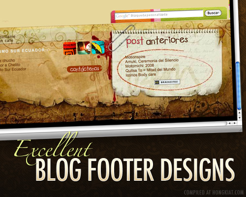 excellent-blog-footer-design