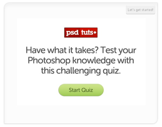 http://psd.tutsplus.com/articles/news/test-your-photoshop-knowledge-1/